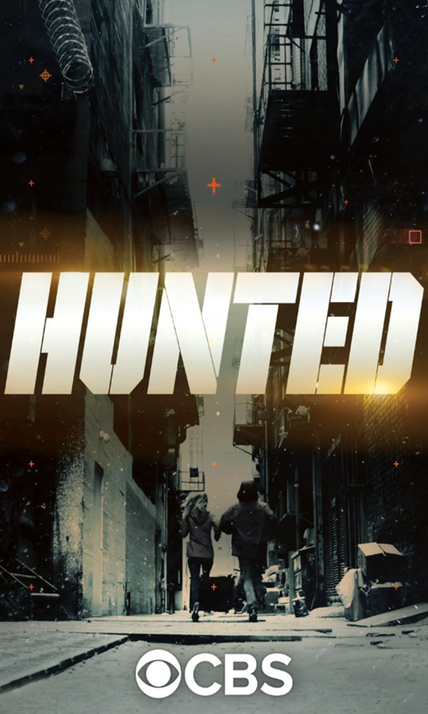 Hunted tv series (on air)
